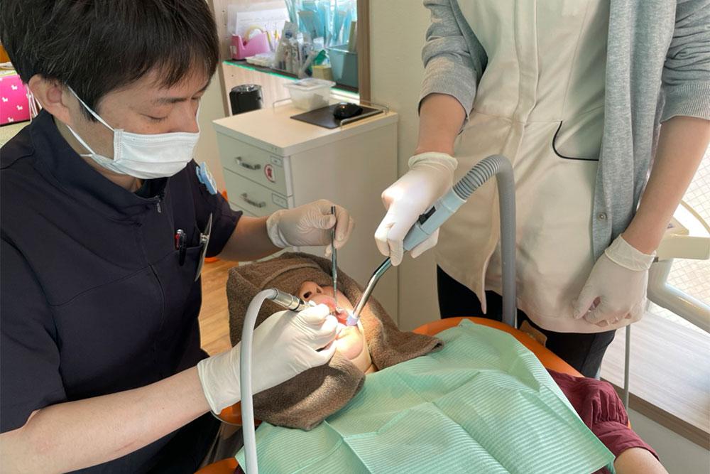 歯科医師の1日